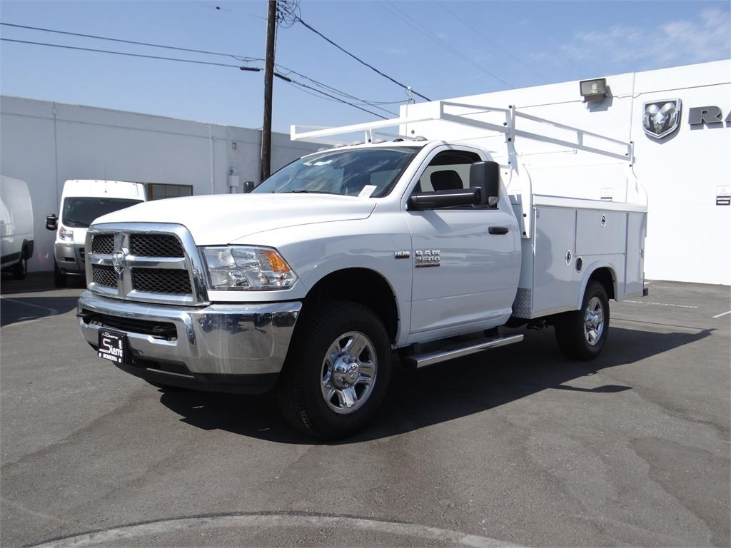 2018 Ram 3500 Regular Cab 4x2,  Service Body #R1763T - photo 7