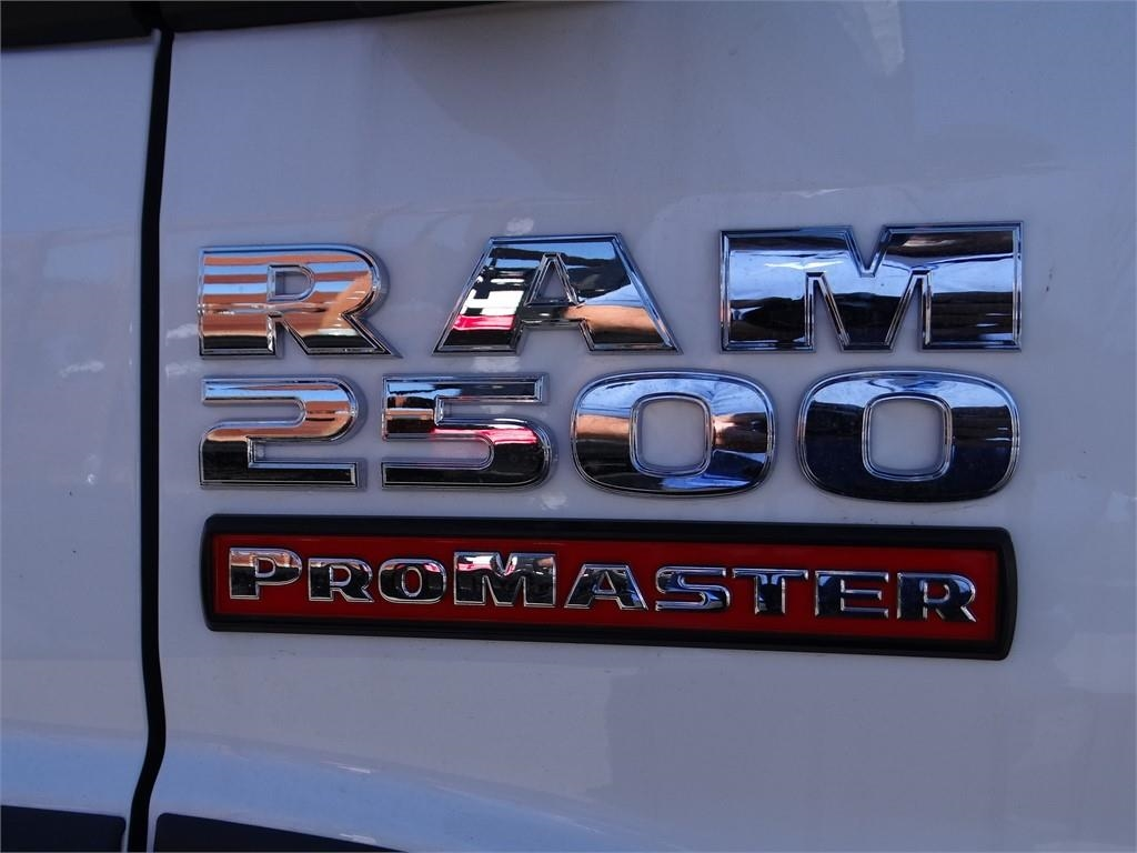 2018 ProMaster 2500 High Roof FWD,  Empty Cargo Van #R1769T - photo 21