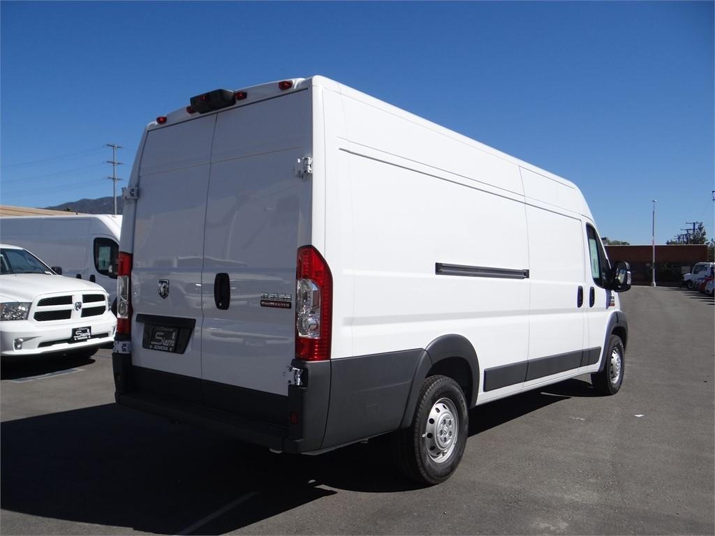 2018 ProMaster 3500 High Roof FWD,  Empty Cargo Van #R1770T - photo 4