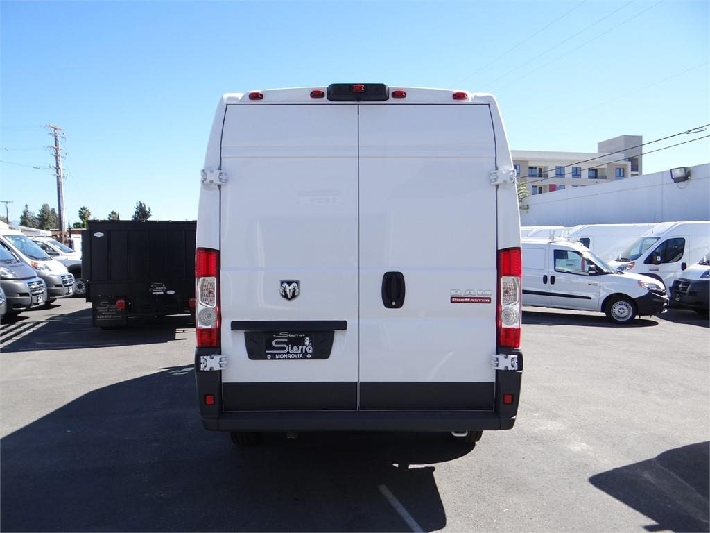 2018 ProMaster 3500 High Roof FWD,  Empty Cargo Van #R1770T - photo 5