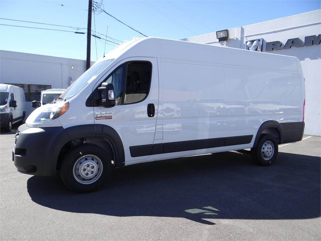 2018 ProMaster 3500 High Roof FWD,  Empty Cargo Van #R1770T - photo 8