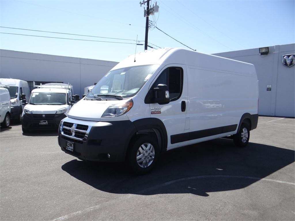 2018 ProMaster 2500 High Roof FWD,  Empty Cargo Van #R1777T - photo 8