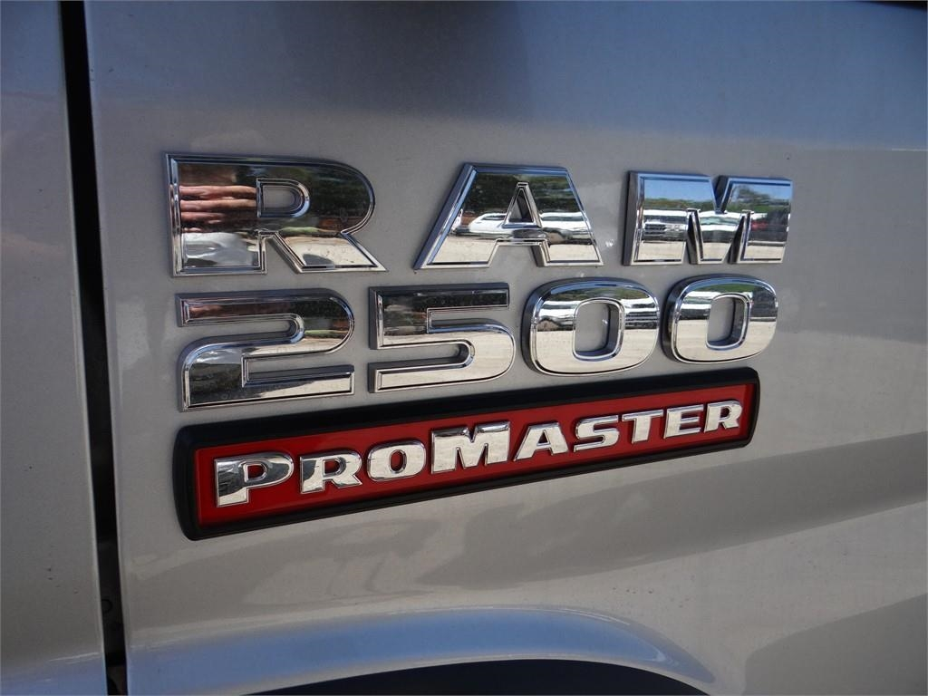 2018 ProMaster 2500 High Roof FWD,  Empty Cargo Van #R1778T - photo 23