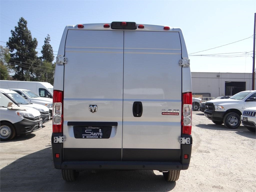 2018 ProMaster 2500 High Roof FWD,  Empty Cargo Van #R1778T - photo 5