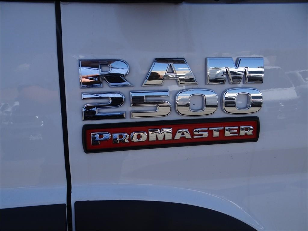 2018 ProMaster 2500 High Roof FWD,  Empty Cargo Van #R1781T - photo 22