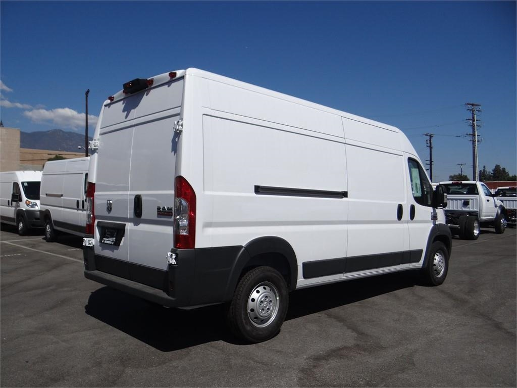 2018 ProMaster 2500 High Roof FWD,  Empty Cargo Van #R1789T - photo 4