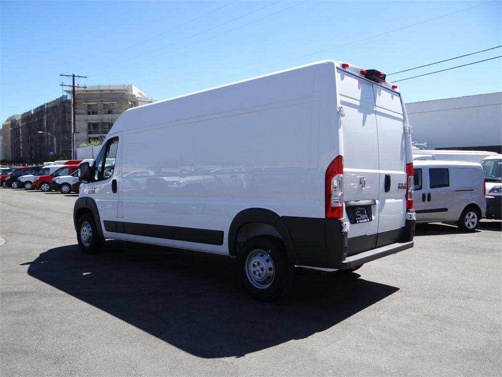 2018 ProMaster 2500 High Roof FWD,  Empty Cargo Van #R1791T - photo 6
