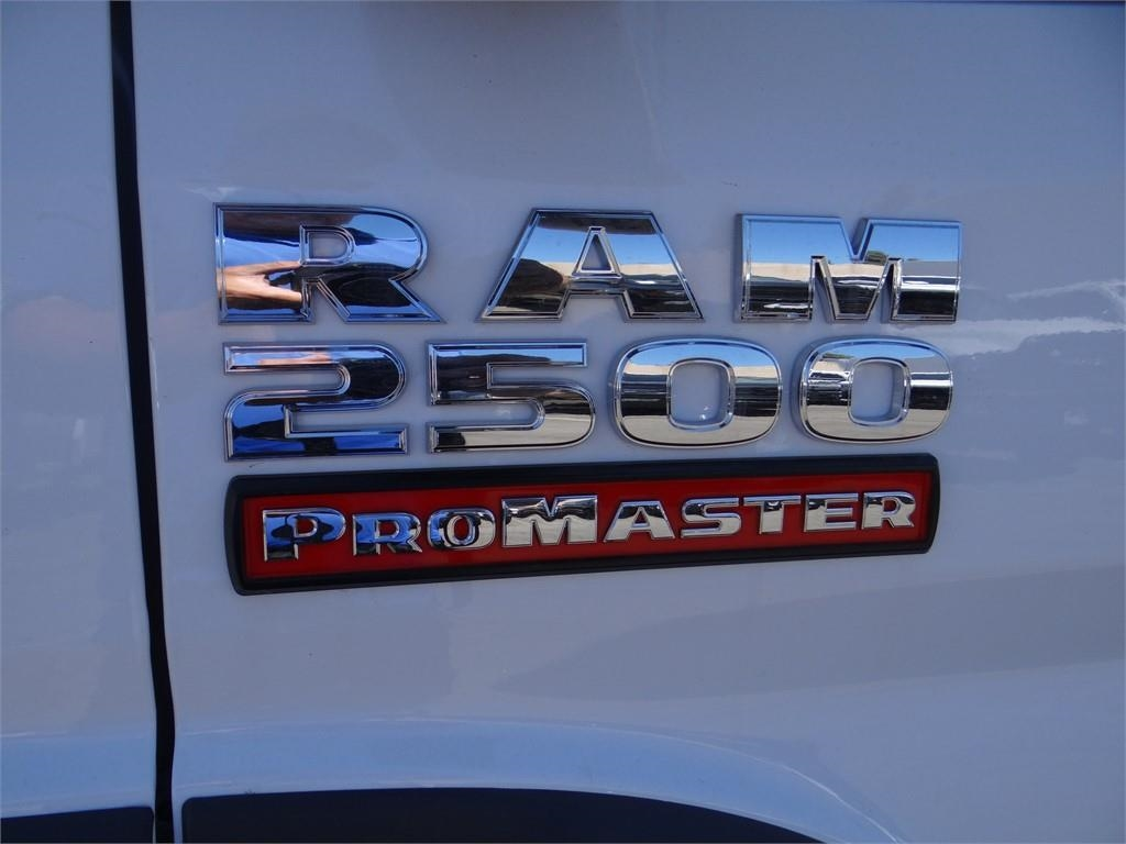 2018 ProMaster 2500 High Roof FWD,  Empty Cargo Van #R1791T - photo 22