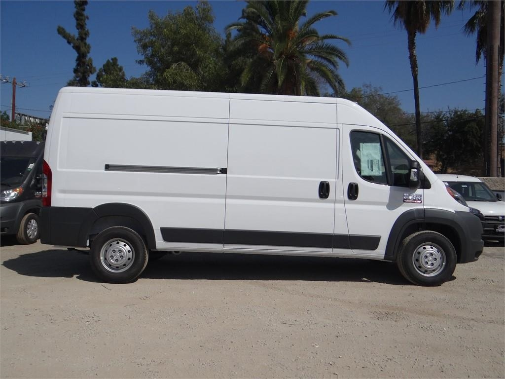 2018 ProMaster 2500 High Roof FWD,  Empty Cargo Van #R1792T - photo 3