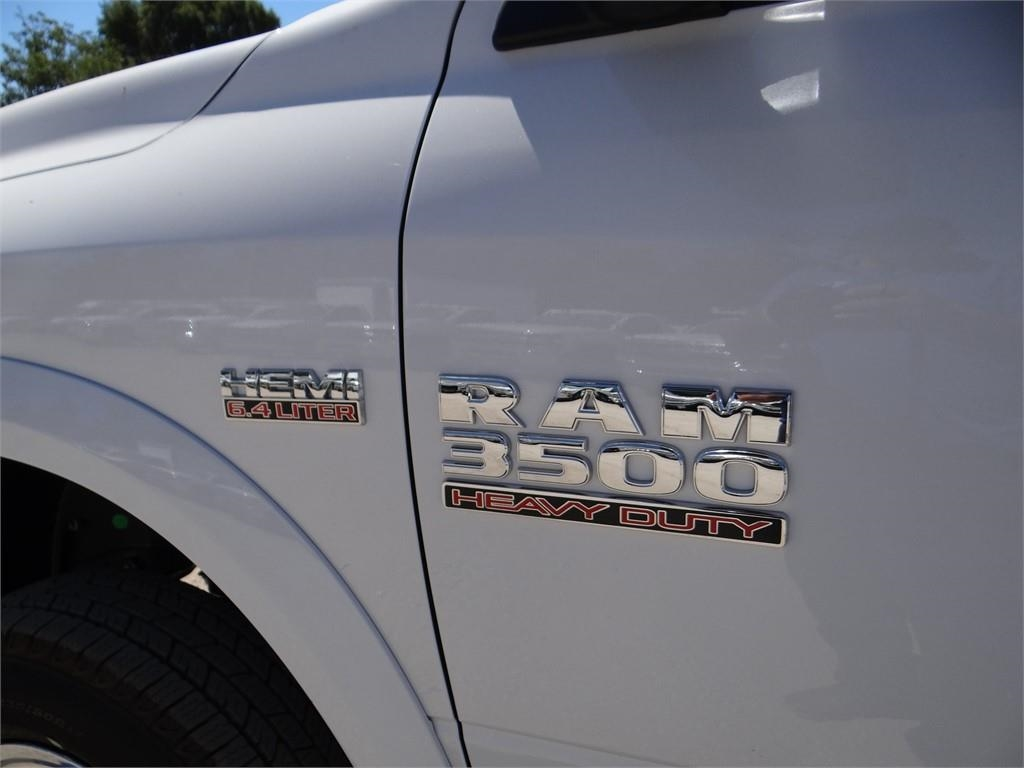 2018 Ram 3500 Regular Cab DRW 4x2,  Cab Chassis #R1794T - photo 15