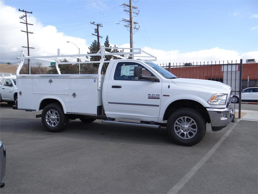 2018 Ram 3500 Regular Cab 4x2,  Royal Service Body #R1803T - photo 3
