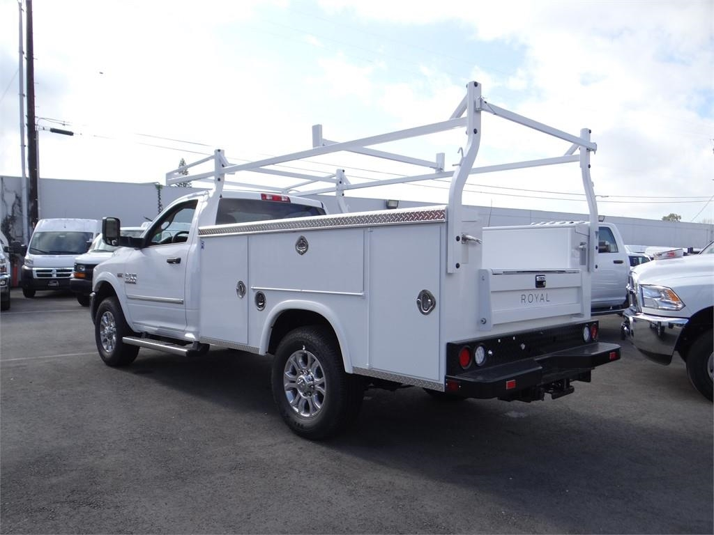 2018 Ram 3500 Regular Cab 4x2,  Royal Service Body #R1803T - photo 5