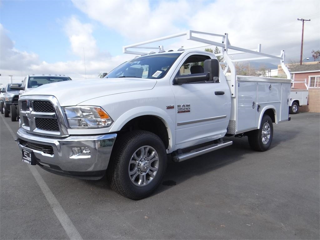 2018 Ram 3500 Regular Cab 4x2,  Royal Service Body #R1803T - photo 7