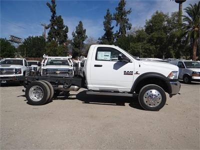 2018 Ram 5500 Regular Cab DRW 4x2,  Cab Chassis #R1809T - photo 3