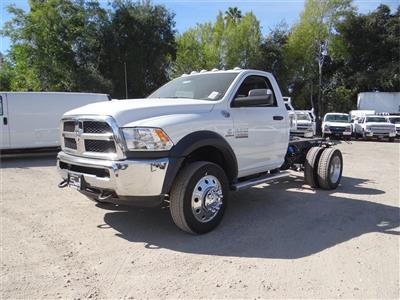 2018 Ram 5500 Regular Cab DRW 4x2,  Cab Chassis #R1809T - photo 7