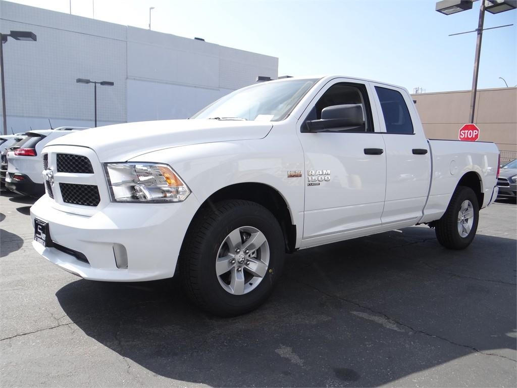 2019 Ram 1500 Quad Cab 4x2,  Pickup #R1826T - photo 7