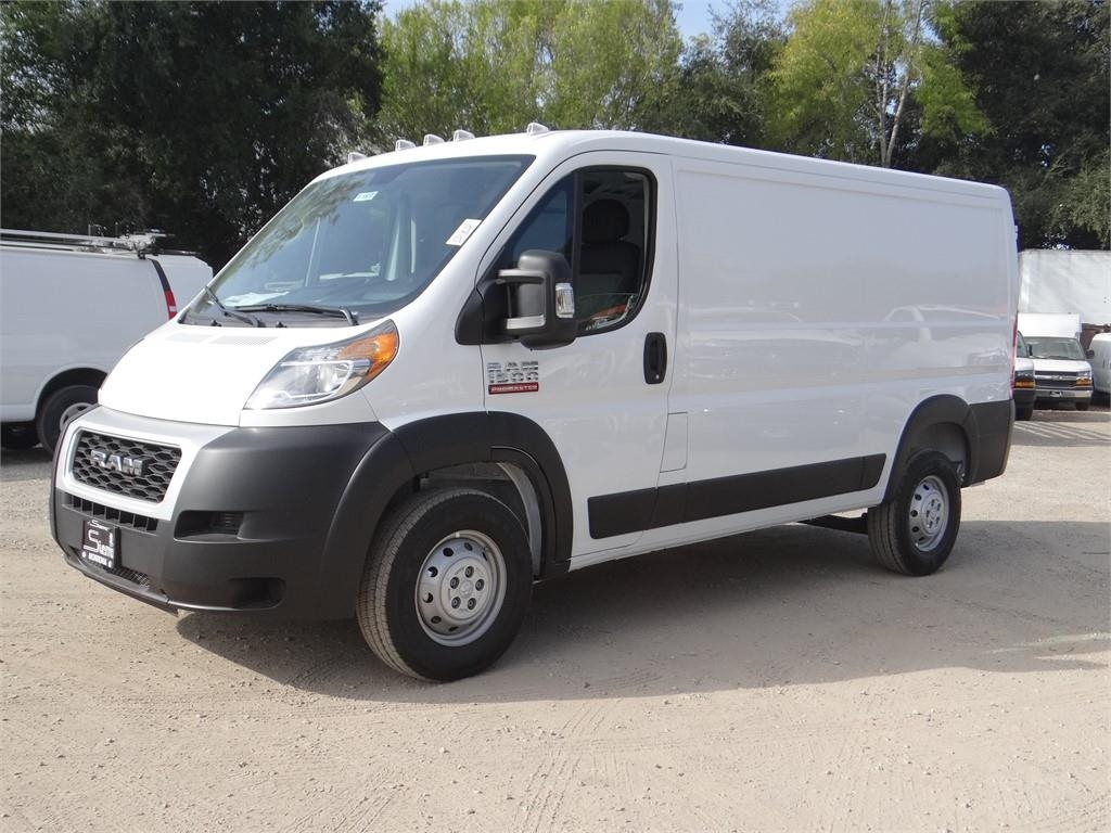 2019 ProMaster 1500 Standard Roof FWD,  Empty Cargo Van #R1837T - photo 8