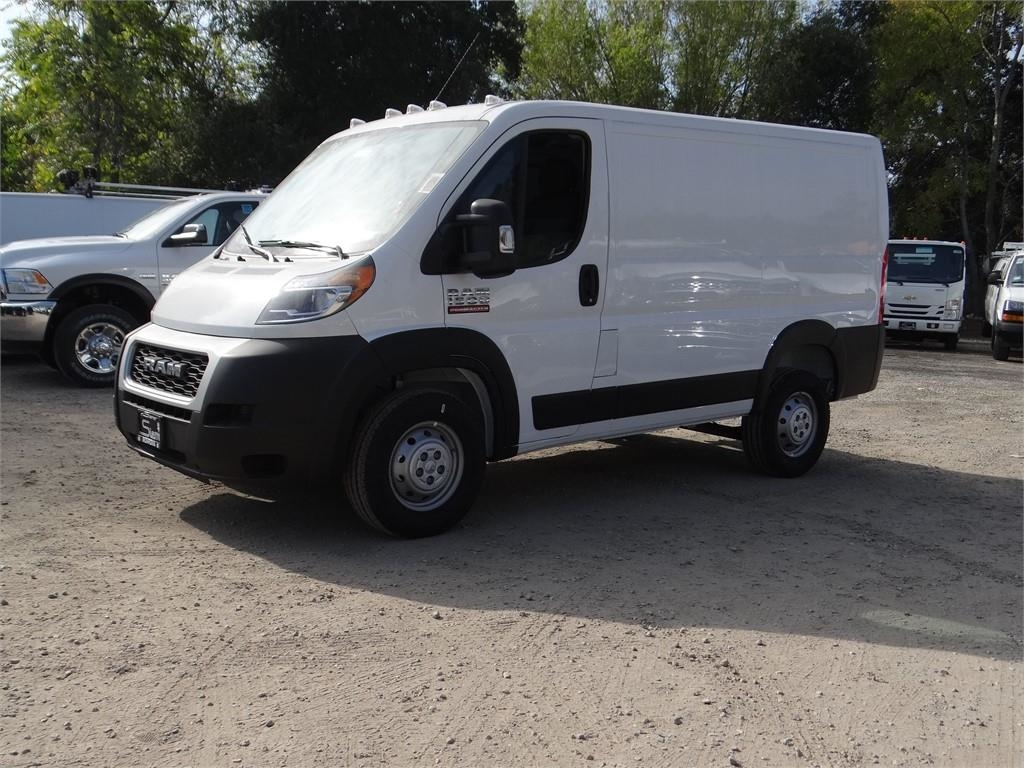 2019 ProMaster 1500 Standard Roof FWD,  Empty Cargo Van #R1842T - photo 8