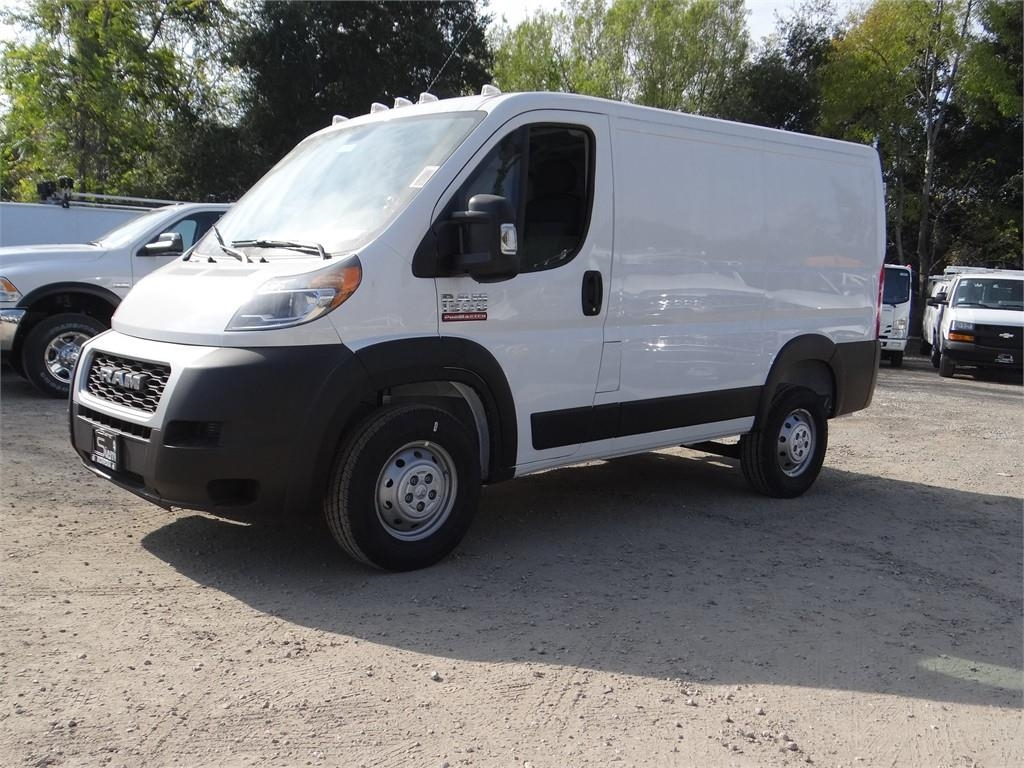 2019 ProMaster 1500 Standard Roof FWD,  Empty Cargo Van #R1843T - photo 8