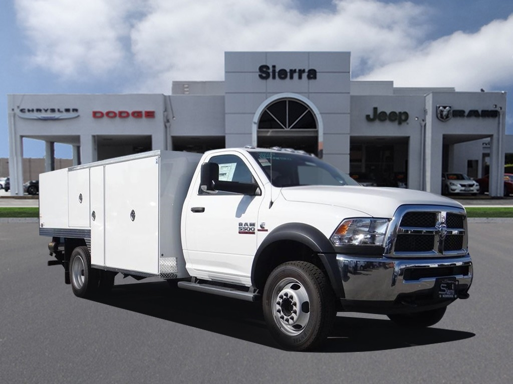2018 Ram 5500 Regular Cab DRW 4x2,  Other/Specialty #R1852T - photo 1