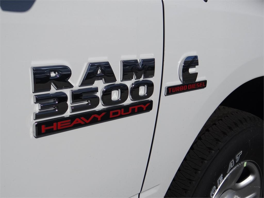 2018 Ram 3500 Crew Cab 4x2,  Scelzi Signature Service Body #R1857T - photo 27