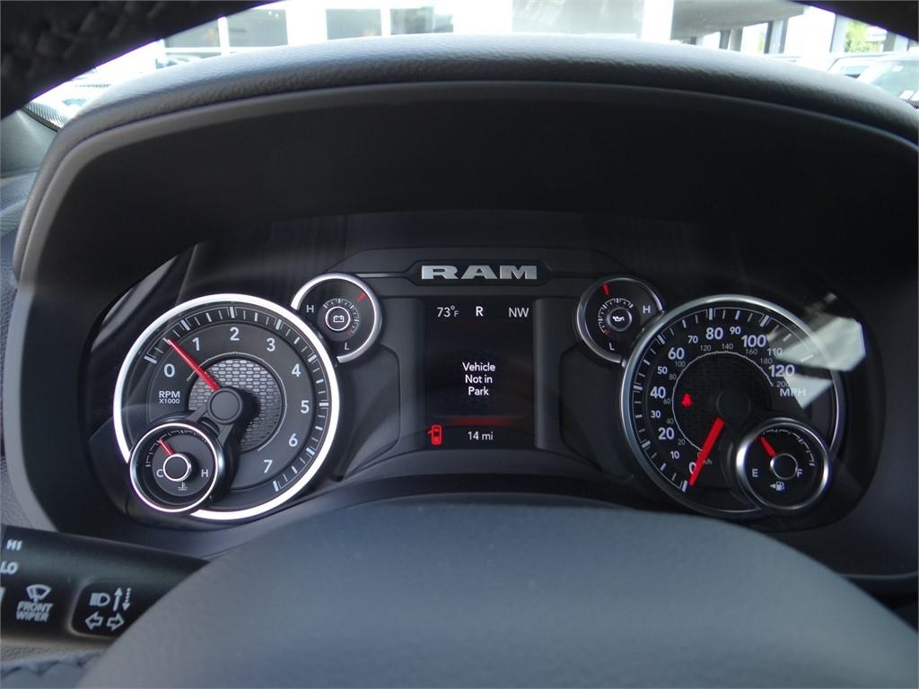 2019 Ram 1500 Crew Cab 4x2,  Pickup #R1861 - photo 12