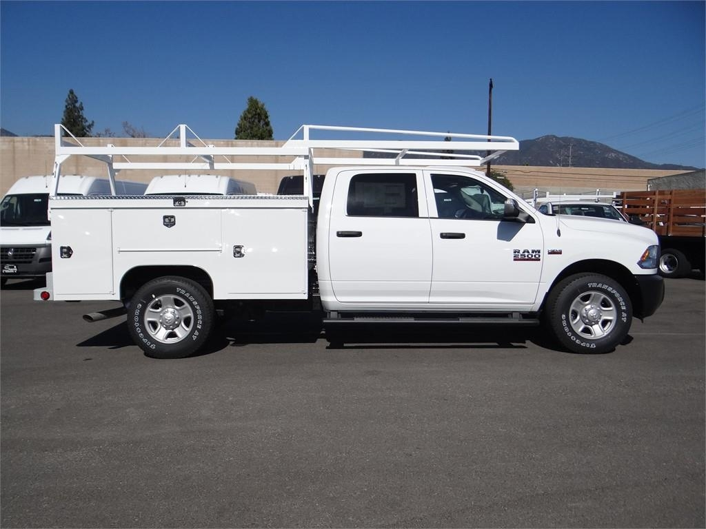 2018 Ram 2500 Crew Cab 4x2,  Scelzi Service Body #R1874T - photo 3