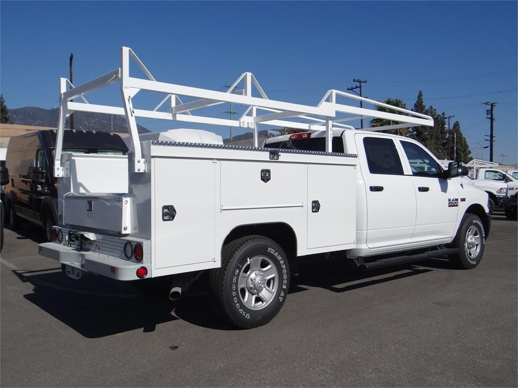 2018 Ram 2500 Crew Cab 4x2,  Scelzi Service Body #R1874T - photo 2