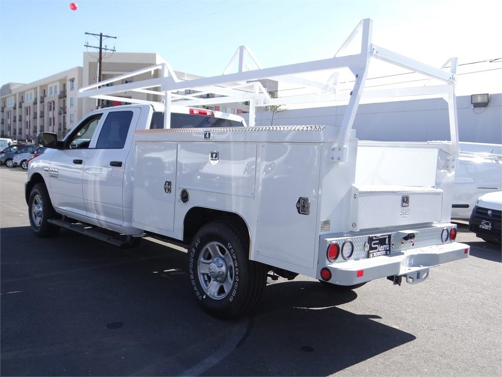 2018 Ram 2500 Crew Cab 4x2,  Scelzi Service Body #R1874T - photo 5