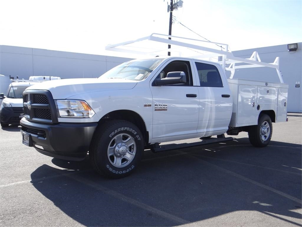 2018 Ram 2500 Crew Cab 4x2,  Scelzi Service Body #R1874T - photo 6