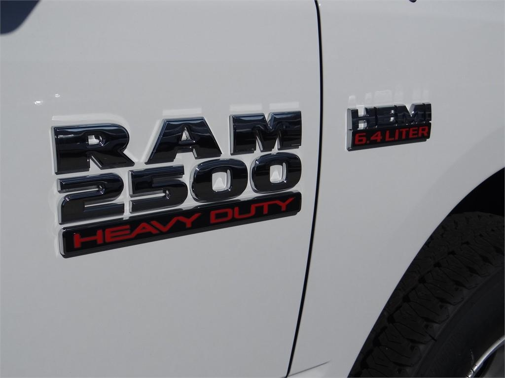 2018 Ram 2500 Crew Cab 4x2,  Scelzi Service Body #R1874T - photo 27