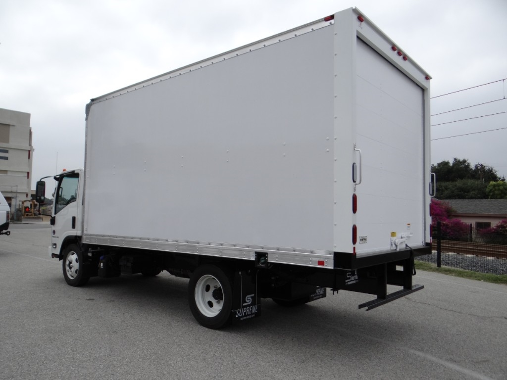 2018 LCF 4500XD Regular Cab,  Supreme Dry Freight #C156807 - photo 5