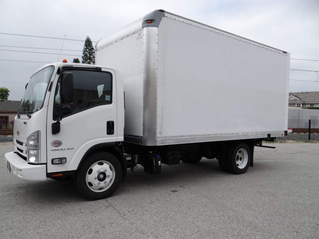 2018 LCF 4500XD Regular Cab,  Supreme Dry Freight #C156807 - photo 6