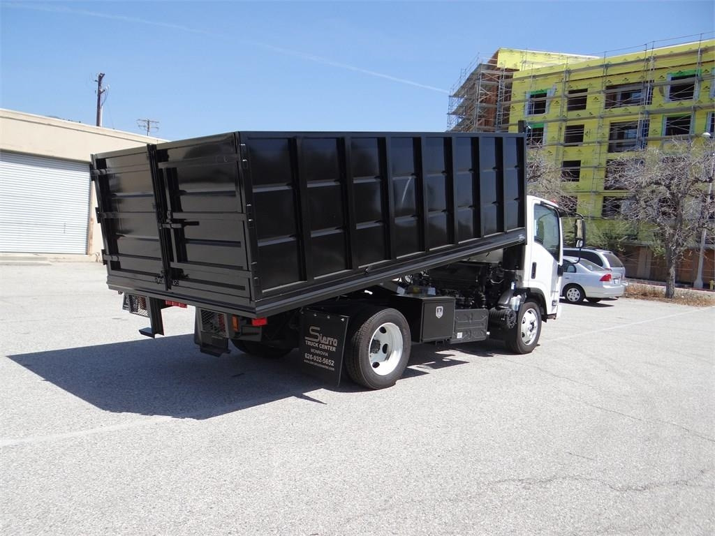 2018 LCF 5500HD Regular Cab,  Martin's Quality Truck Body Landscape Dump #C157094 - photo 2