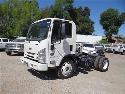 2018 LCF 5500HD Regular Cab,  Cab Chassis #C157590 - photo 7