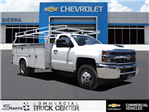 2018 Silverado 3500 Regular Cab 4x2,  Royal Service Body #C157663 - photo 1