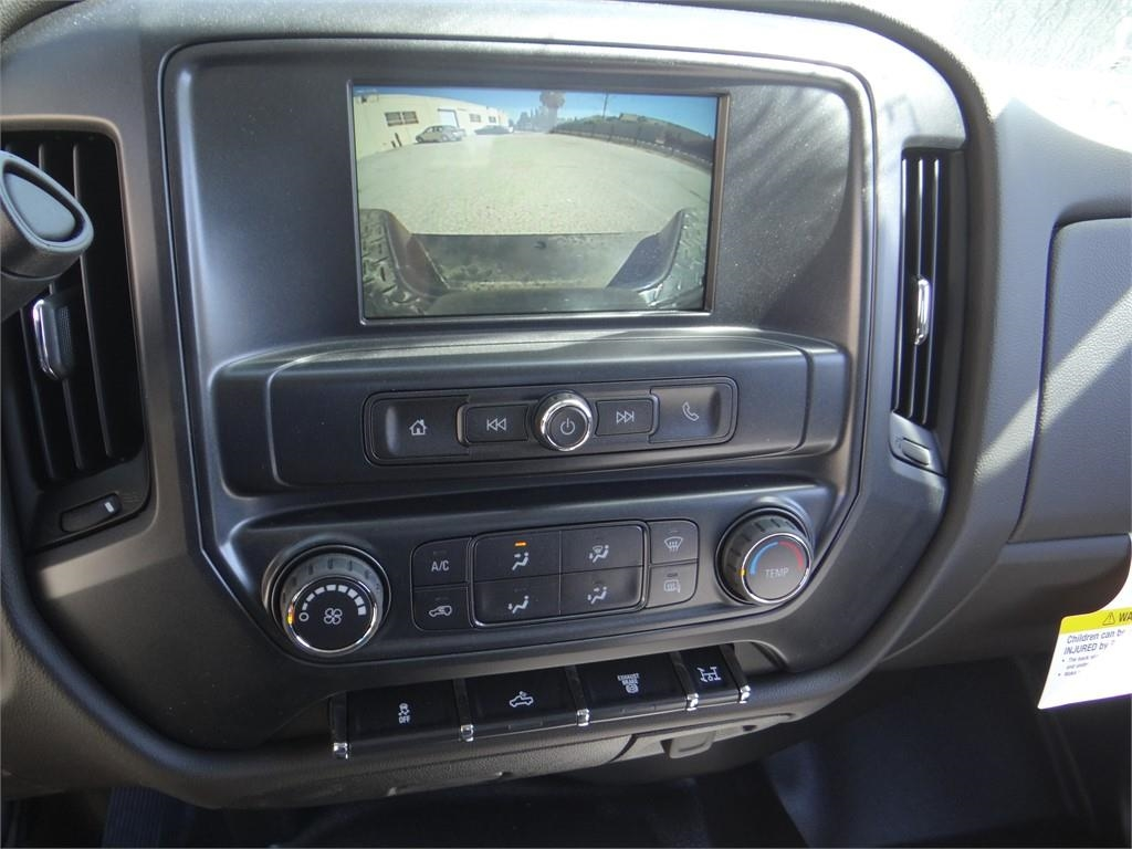 2018 Silverado 3500 Crew Cab 4x2,  Royal Service Body #C157705 - photo 11