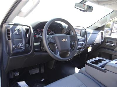 2018 Silverado 3500 Crew Cab 4x2,  Royal Service Body #C157705 - photo 9