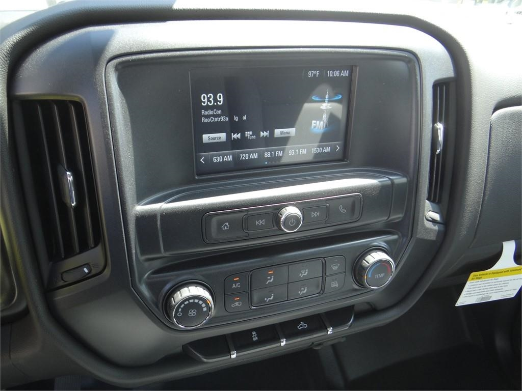 2018 Silverado 1500 Regular Cab 4x2,  Martin's Quality Truck Body Stake Bed #C157786 - photo 9