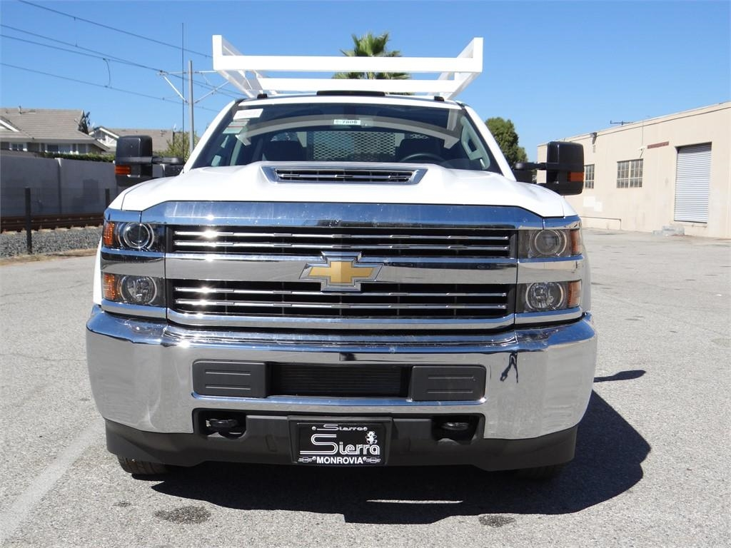 2018 Silverado 3500 Crew Cab 4x2,  Martin's Quality Truck Body Contractor Body #C157806 - photo 8