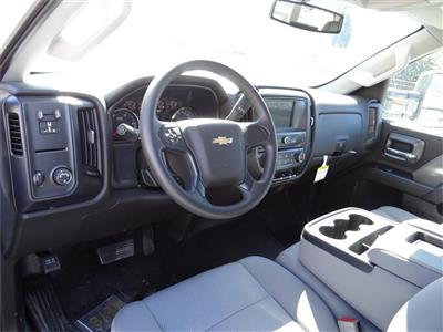 2018 Silverado 3500 Crew Cab 4x2,  Martin's Quality Truck Body Contractor Body #C157806 - photo 9