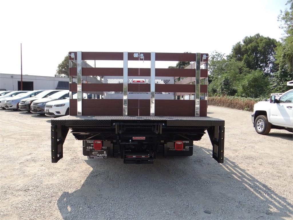 2018 Silverado 3500 Regular Cab 4x2,  Royal Stake Bed #C157852 - photo 3