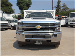 2018 Silverado 3500 Regular Cab 4x2,  Royal Stake Bed #C157852 - photo 7