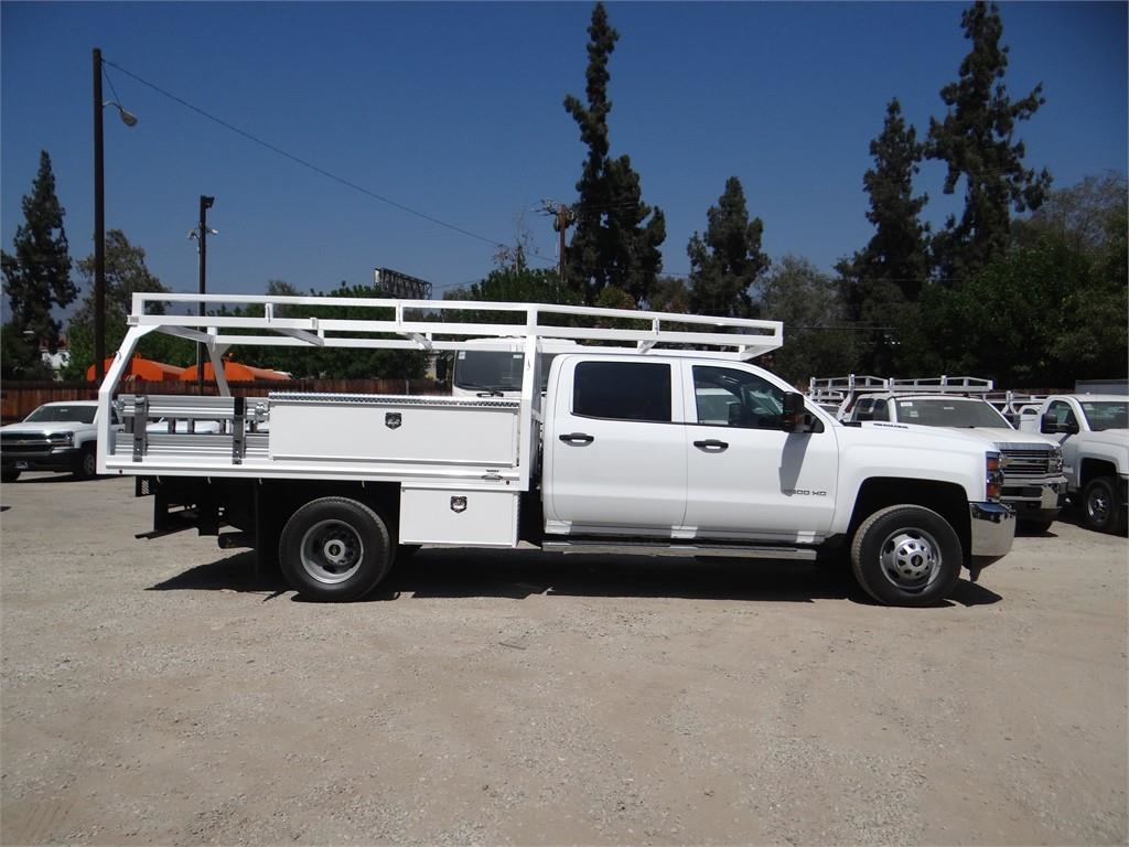 2019 Silverado 3500 Crew Cab 4x2,  Martin's Quality Truck Body Contractor Body #C158007 - photo 3