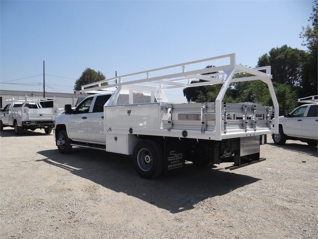 2019 Silverado 3500 Crew Cab 4x2,  Martin's Quality Truck Body Contractor Body #C158007 - photo 5