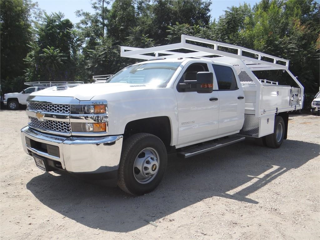 2019 Silverado 3500 Crew Cab 4x2,  Martin's Quality Truck Body Contractor Body #C158007 - photo 7