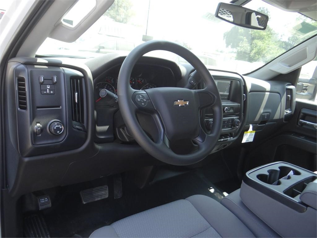 2019 Silverado 3500 Crew Cab 4x2,  Martin's Quality Truck Body Contractor Body #C158007 - photo 9