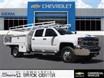 2019 Silverado 3500 Crew Cab 4x2,  Martin's Quality Truck Body Contractor Body #C158007 - photo 1