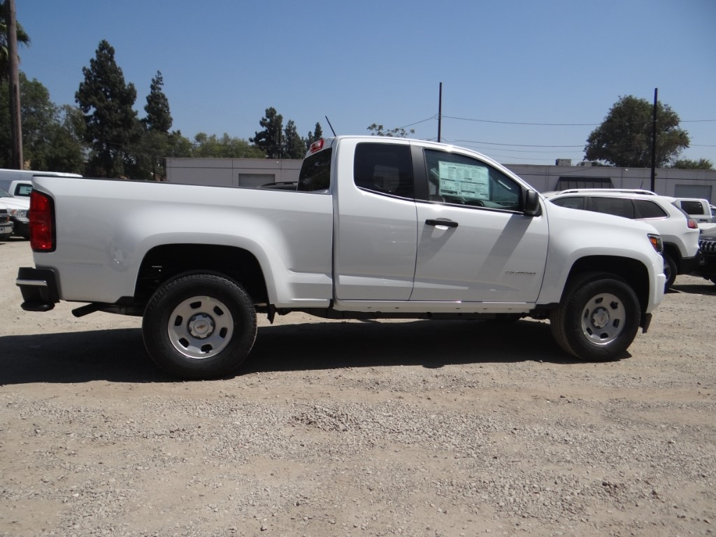 2018 Colorado Extended Cab 4x2,  Pickup #C158040 - photo 3
