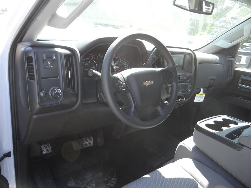 2019 Silverado 3500 Crew Cab 4x2,  Royal Service Body #C158233 - photo 9